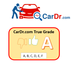 CarDr.com Grade for a Car