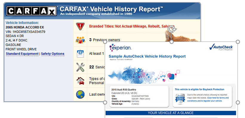 Car History Reports