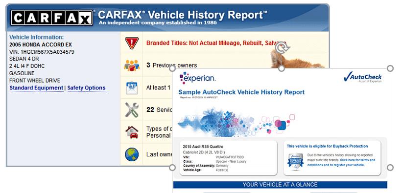 Car History Reports