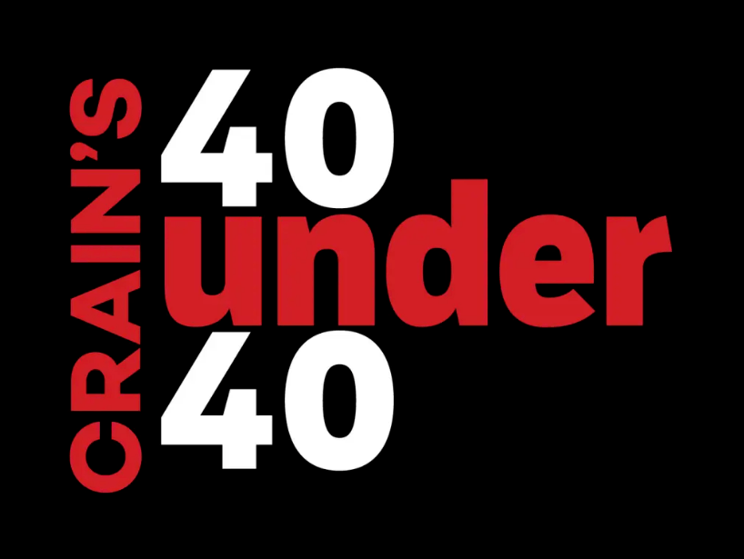 Crains Top 40 Under 40