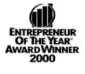 Entrepreneur of the Year 2000